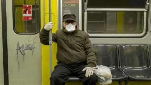 Coronavirus : dans le sud de l'Italie, pas de masque en lieu clos, c'est 1 000 euros d'amende
