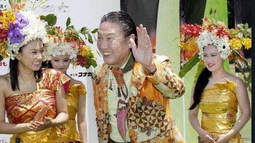 Le créateur Kansai Yamamoto, figure de la mode japonaise et complice de David Bowie, est mort à 76 ans