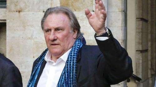 Accusation de viol visant Gérard Depardieu : le parquet de Paris demande à un juge d'instruction d'enquêter
