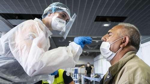 Coronavirus : plus de 1 000 nouveaux cas en France en 24 heures