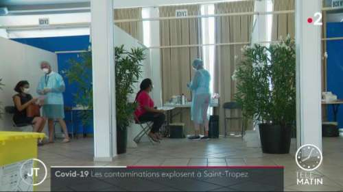 Coronavirus : les contaminations explosent à Saint-Tropez