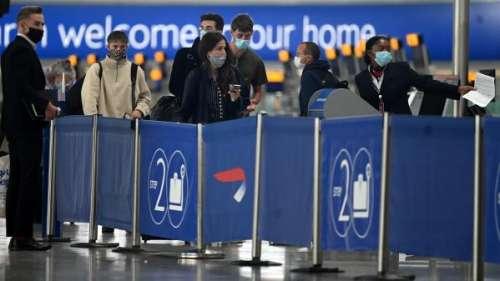 Coronavirus: le Royaume-Uni va imposer une quatorzaine aux personnes en provenance de France à partir de samedi