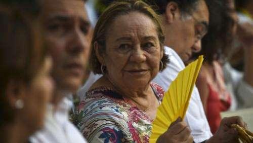 Mercedes Barcha, la veuve de Gabriel Garcia Marquez, est morte à 87 ans