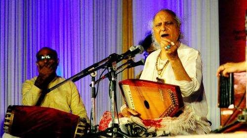Le chanteur Pandit Jasraj, connu pour avoir popularisé la musique classique indienne dans le monde, est mort à 90 ans