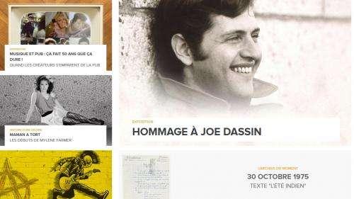 Le musée en ligne de la Sacem offre une plongée passionnante dans les coulisses de la chanson française