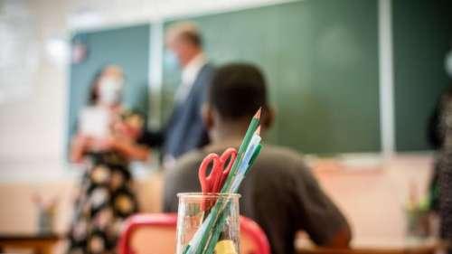 Éducation : qui assurera les frais des masques pour les élèves ?