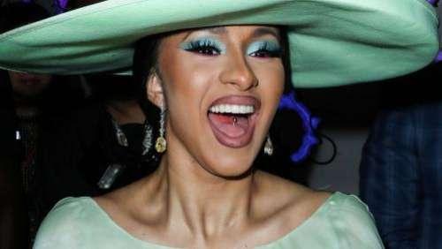 La rappeuse américaine Cardi B devient l'un des nouveaux visages de Balenciaga