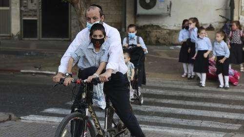 Israël : nouveau confinement national