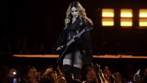 Madonna réalise son propre biopic, bientôt sur les écrans