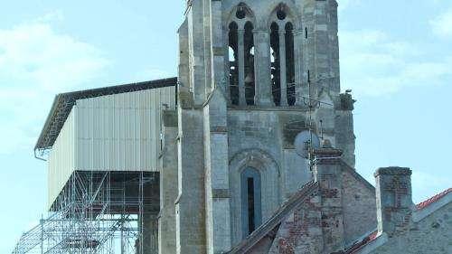 Le loto du patrimoine au secours de la collégiale Saint-Thomas de Crépy-en-Valois
