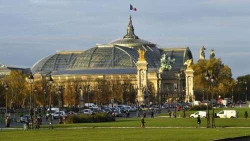 Un Grand Palais