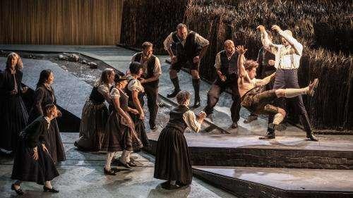 L'Opéra national de Lorraine présente