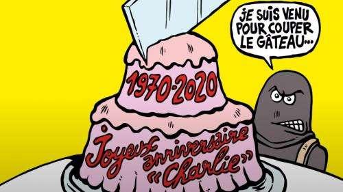 Charlie Hebdo : le journal satirique raconte ses 50 ans de lutte pour la liberté d'expression dans un livre