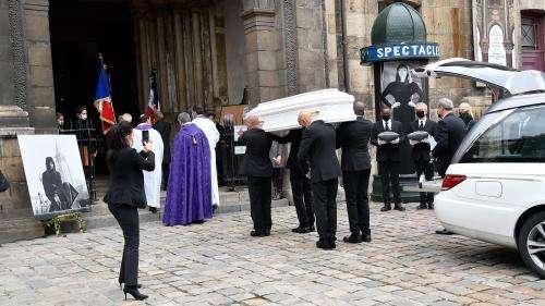Saint-Germain-des-Prés dit un dernier adieu à Juliette Gréco
