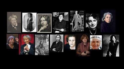 Nobel de littérature : qui sont ces 16 femmes (contre 101 hommes) couronnées depuis la création du prix ?