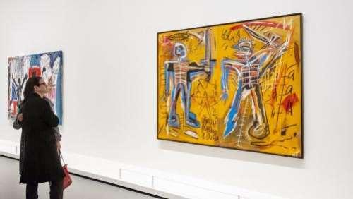 L'art contemporain devenu en vingt ans un moteur des ventes publiques, selon Artprice