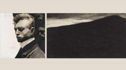 Les années les plus intenses de Léon Spilliaert, virtuose de l'encre, au musée d'Orsay