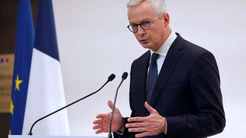 VIDEO. Covid-19 : Fonds de solidarité, exonérations de charges...Bruno Le Maire annonce de nouvelles aides pour les secteurs les plus touchés
