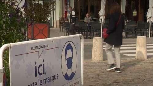 Coronavirus : à Compiègne, le couvre-feu en avant-première