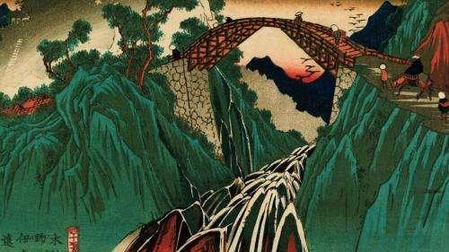 Le Musée Cernuschi invite à un voyage dans le Japon du XIXe en 69 étapes et 150 estampes