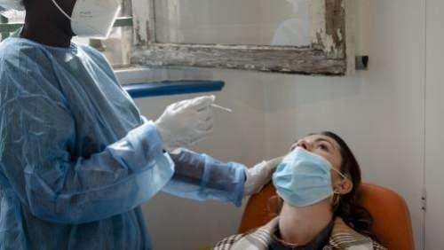 Covid-19: 26771nouveaux cas de contamination en 24heures