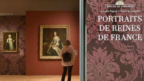 Les reines de France s'exposent au musée Rigaud de Perpignan