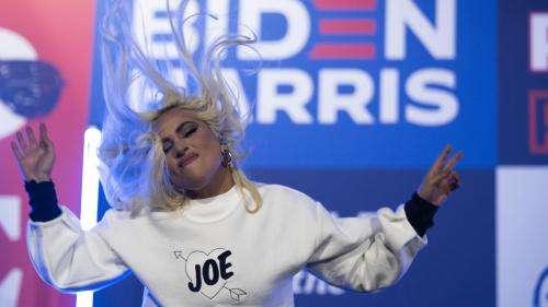 Lady Gaga, Mark Hamill, Stephen King : les stars réagissent à la victoire de Joe Biden à l'élection américaine