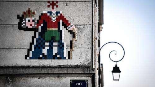 Trompe-l'œil, mobilier urbain décoré... Le street art fait sa révolution dans un quartier HLM de Versailles