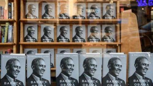 Bandes-annonces sur les réseaux, montants de cinéma : aux Etats-Unis, la publication des mémoires d'Obama digne d'Hollywood