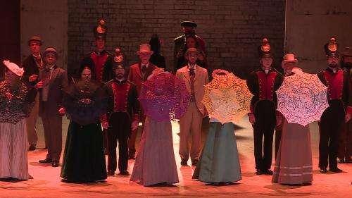 Malgré la pandémie, l'Opéra de Monte-Carlo maintient trois représentations de