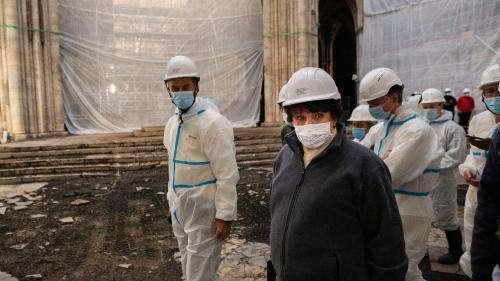Notre-Dame : Roselyne Bachelot juge