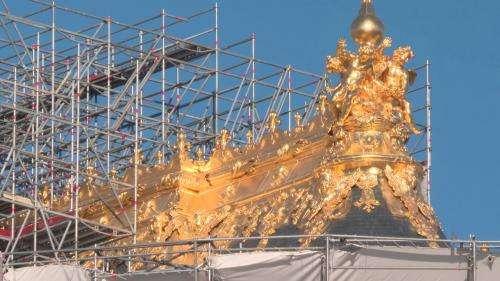 Après trois ans de restauration, la Chapelle royale du château de Versailles réapparaît comme au premier jour
