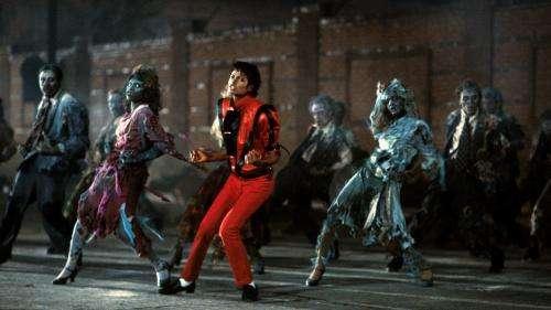 Le 2 décembre 1983, Michaël Jackson sortait