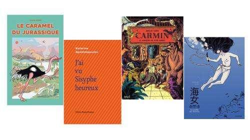 Fictions ados et junior, BD, Livres illustrés : découvrez les quatre Pépites 2020 du Salon du livre et de la presse jeunesse – France Télévisions