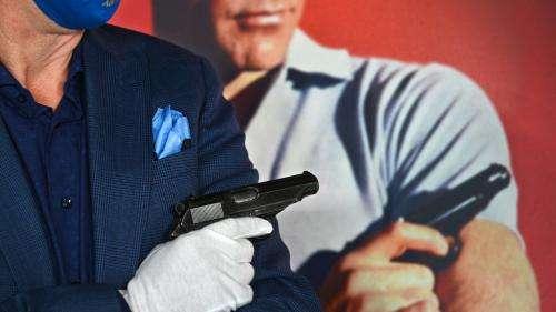Le pistolet utilisé par Sean Connery dans le premier