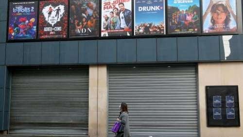 Covid-19 : la fréquentation des cinémas français chute de près de 70% en 2020