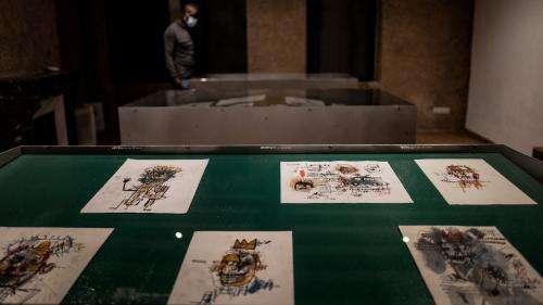 Des dessins de Basquiat exposés en Bourgogne sont-ils faux ou simplement mauvais ?