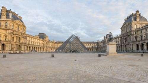 Les grands musées parisiens enregistrent une fréquentation en baisse de plus de 70 % en 2020