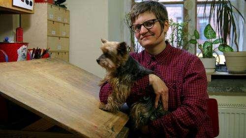 La Finlandaise Tiitu Takalo reçoit le prix Artémisia de la BD de femme pour