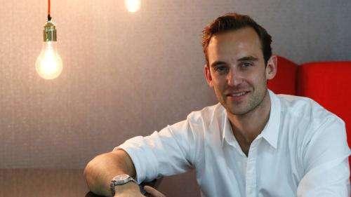Joël Dicker, meilleure vente en France en 2020 avec son roman