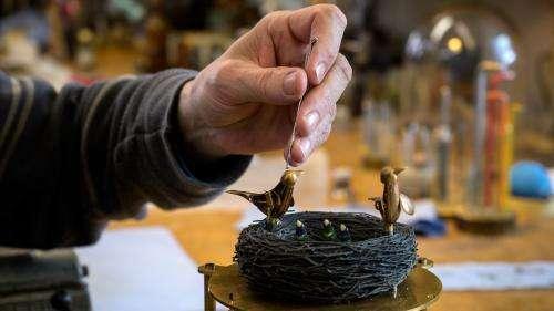 L'atelier Junod : la tradition de l'art mécanique suisse entre au patrimoine de l'humanité