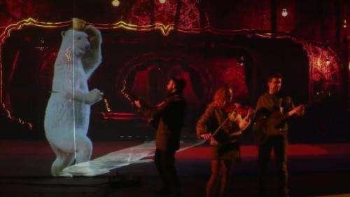 Quand les cirques remplacent les animaux sauvages par des hologrammes