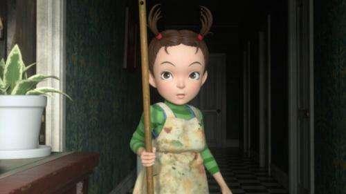 Dans l'ombre du maître de l'animation japonaise, Goro Miyazaki se risque à l'animation numérique avec
