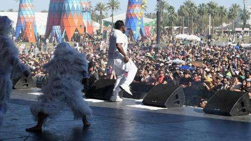 Covid-19 : le festival musical californien Coachella est une nouvelle fois reporté