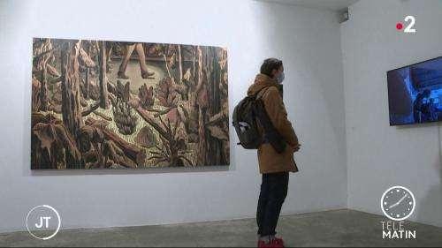Autorisées à ouvrir, les galeries d'art font le plein