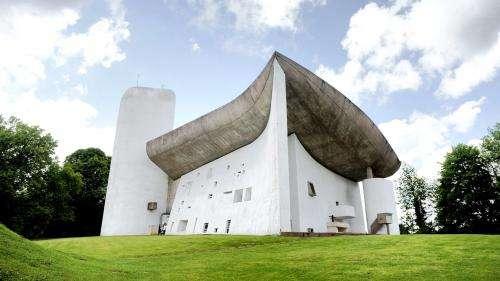 La chapelle de Ronchamp conçue par Le Corbusier sera restaurée