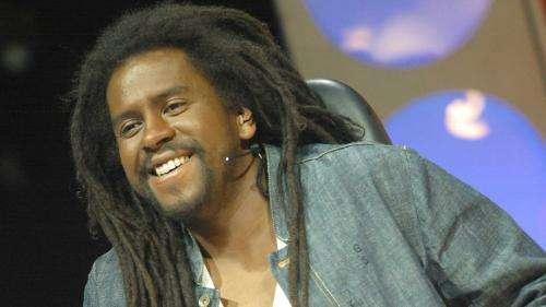 Le chanteur de reggae Tonton David, auteur de
