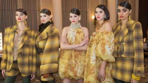 A Londres la Fashion Week, virtuelle, donne la part belle au