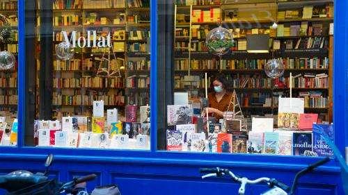 Les librairies classées commerces essentiels par un décret publié au Journal officiel