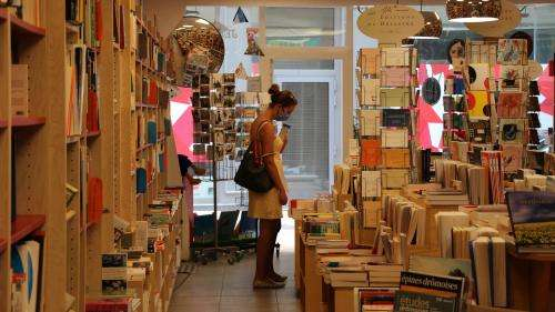 Librairies considérées comme